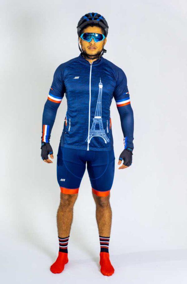 uniformes de ciclismo para ciclista de hombre