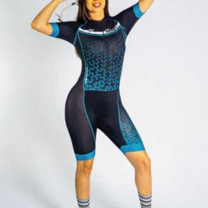 uniforme de ciclismo de mujer