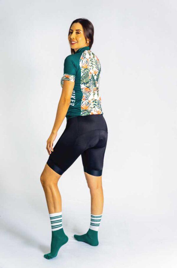 uniforme de ciclismo para ciclista de mujer