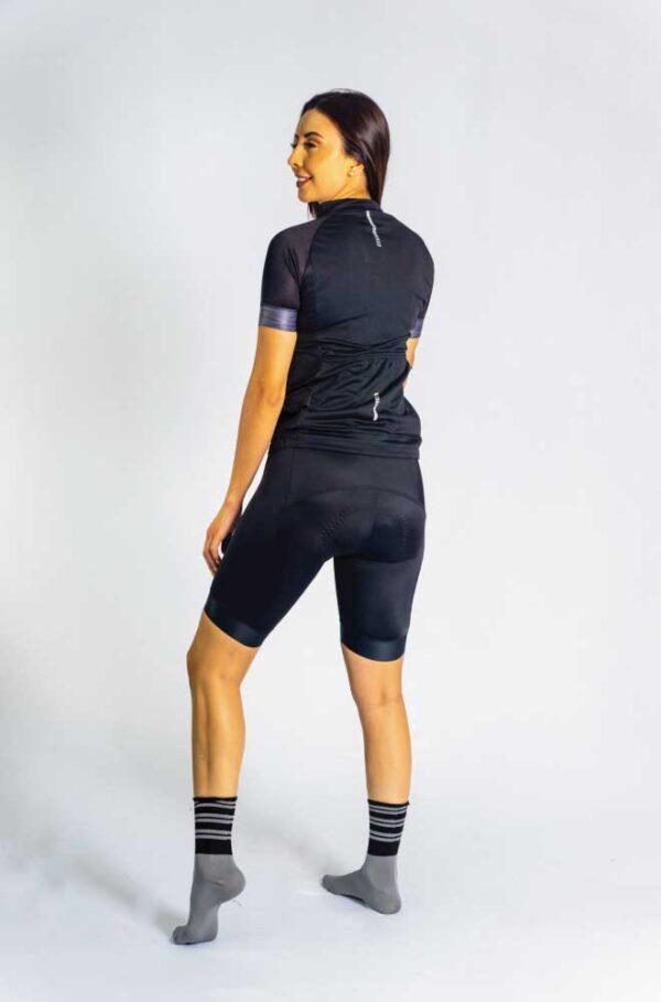 uniforme de ciclismo para mujer