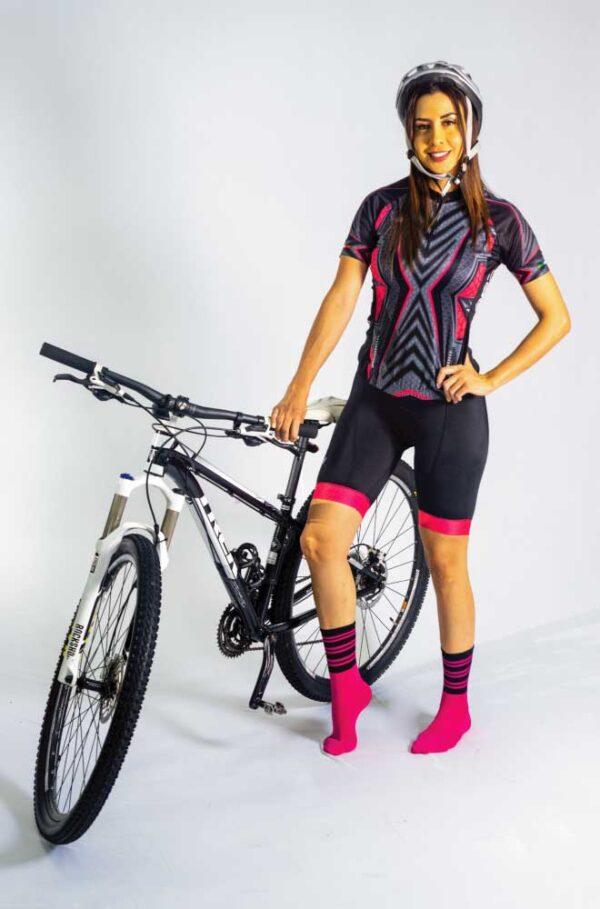 uniformes de ciclismo para mujer