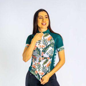 jersey de ciclismo de mujer