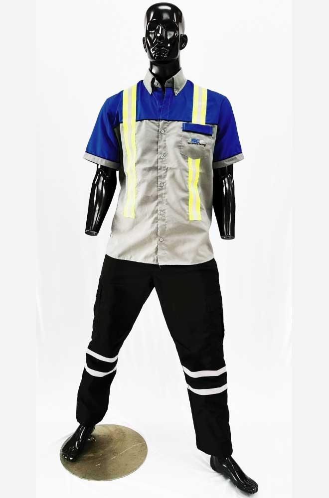 uniformes empresariales en costa rica