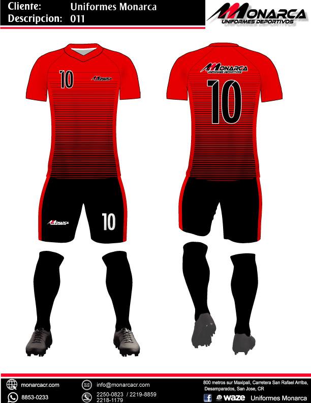 uniformes de futbol personalizados en costa rica baratos y economicos