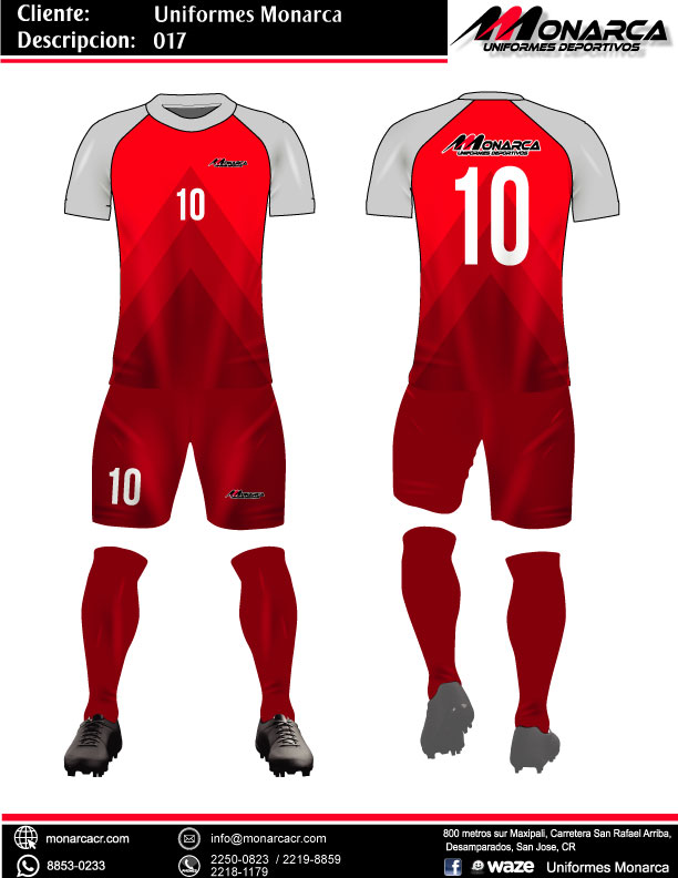 tienda de uniformes de futbol completos baratos y economicos para mujeres y niños en costa rica