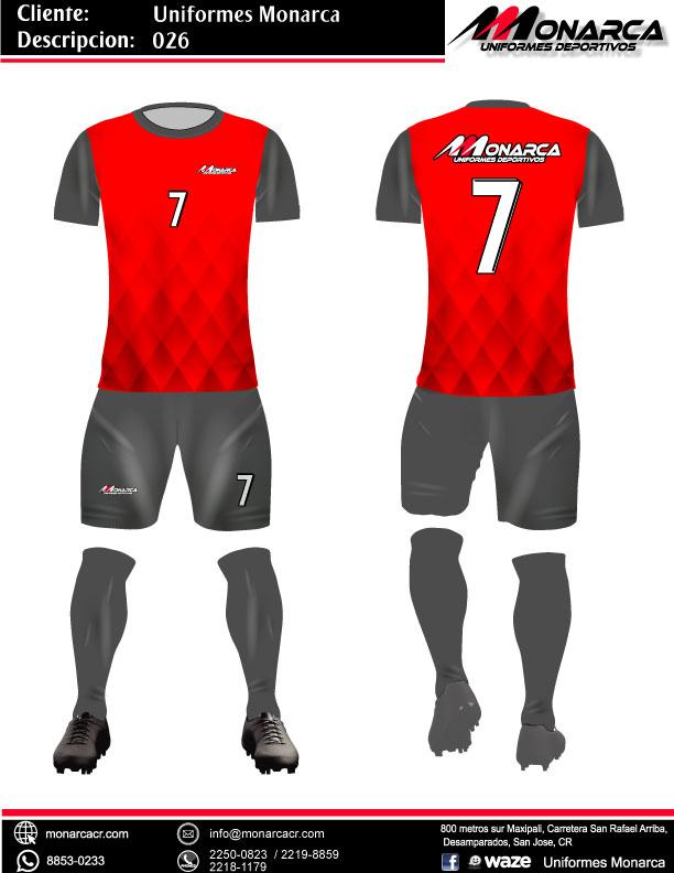 fabrica de uniformes de futbol baratos en costa rica