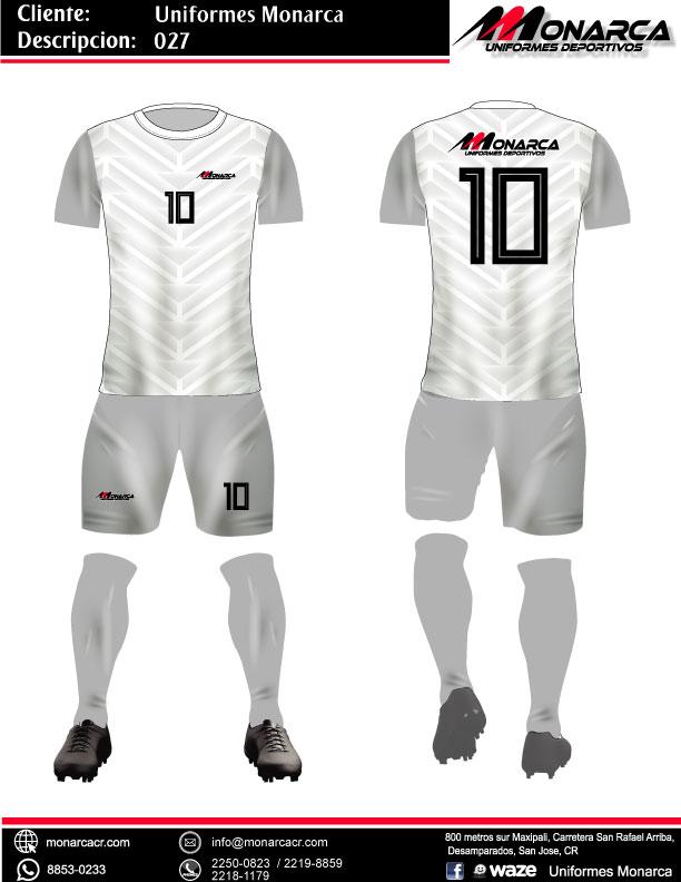 venta de uniformes de futbol completos en costa rica