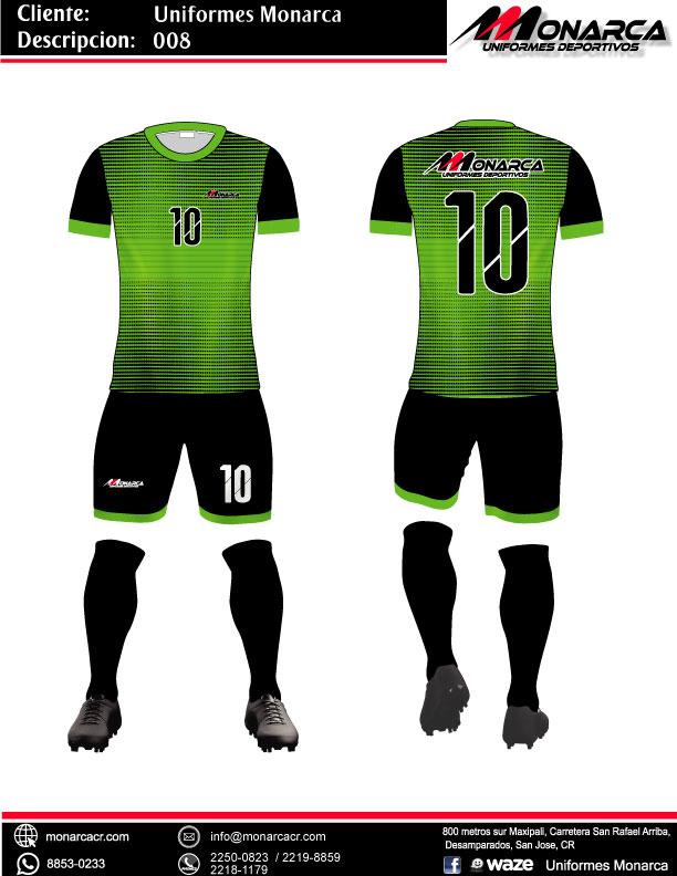 diseñar uniformes de futbol completos economicos baratos